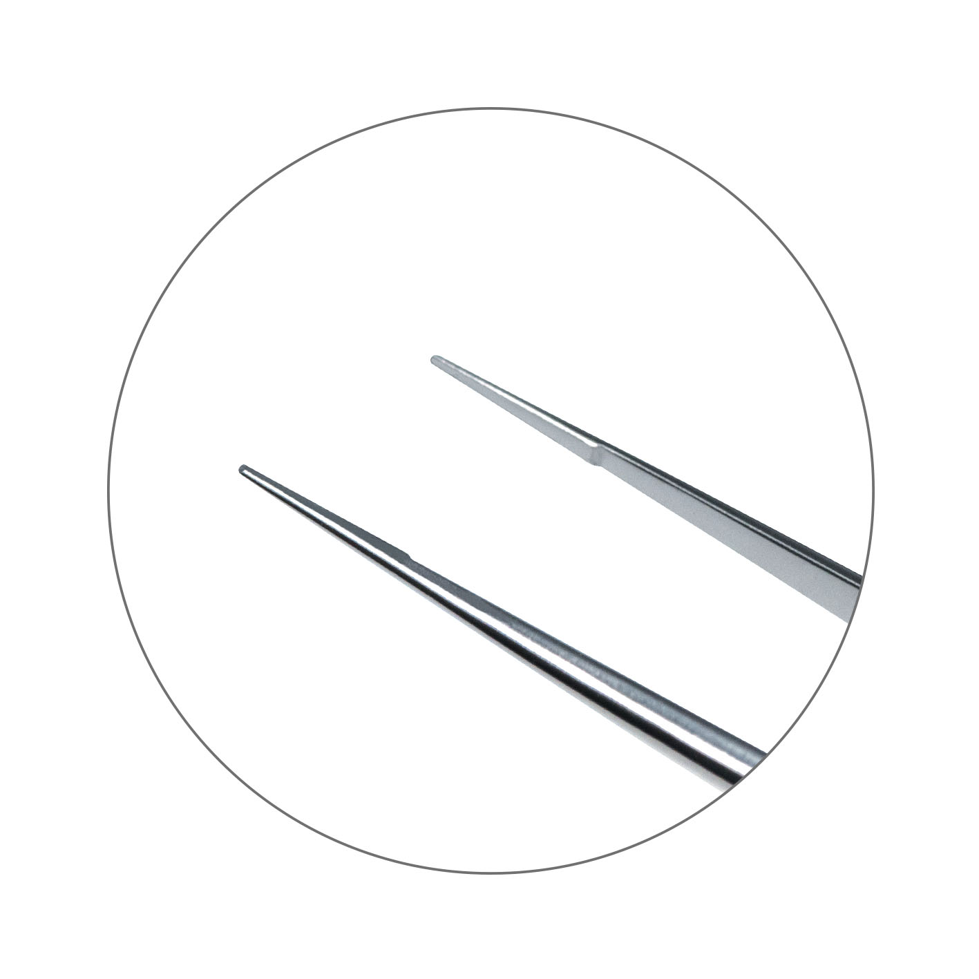 EN-1000 Stainless Steel Tympanoplasty Forceps